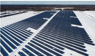 Green Stream Holdings Ground-Mount Solar Farms